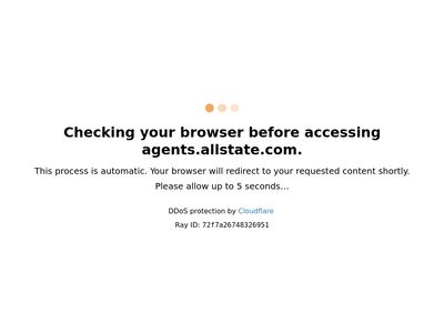 Kessler Insurance: Allstate Insurance Website Thumbnail